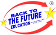 Back to the Future Maths Tutoring Program Logo