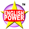 English POWER logo