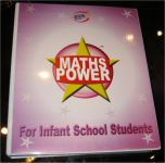 Maths POWER Infants folder