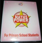 Maths POWER Primary school folder